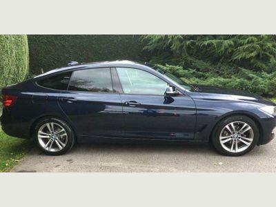 BMW 3 Series Gran Turismo Hatchback 2.0 320i Sport GT (s/s) 5dr