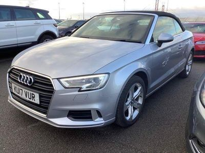 Audi A3 Cabriolet Convertible 2.0 TFSI Sport Cabriolet S Tronic (s/s) 2dr