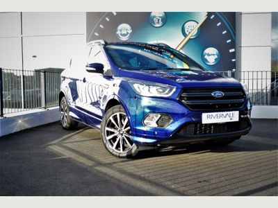 FORD KUGA SUV 2.0 TDCi EcoBlue ST-Line (s/s) 5dr
