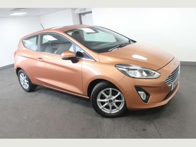 Ford Fiesta Hatchback 1.1 Ti-VCT Zetec B&O Play Series (s/s) 3dr