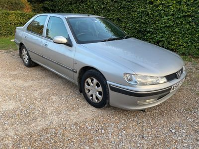 Peugeot 406 Saloon 2.0 HDi Rapier Limited Edition 4dr (a/c)