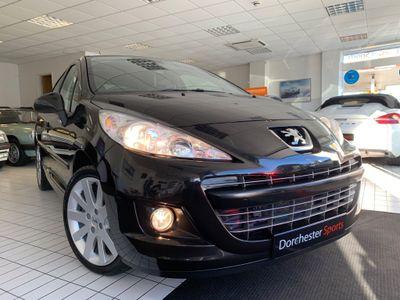 Peugeot 207 Hatchback 1.6 VTi Allure 5dr