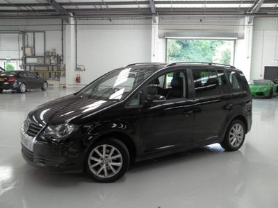 Volkswagen Touran MPV 2.0 TDI Match DSG 5dr (7 Seats)