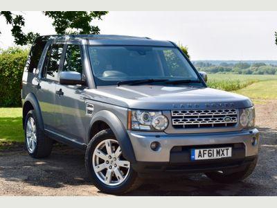Land Rover Discovery 4 Panel Van 3.0 SD V6 LCV 4X4 5dr