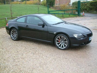 BMW 6 Series Coupe 4.8 650i V8 Sport 2dr
