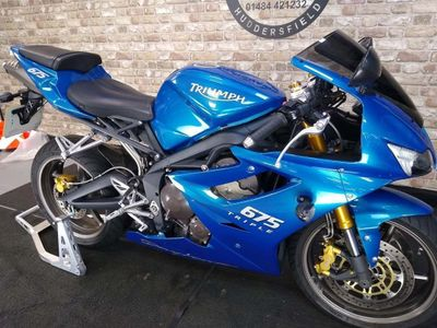 Triumph Daytona 675 Super Sports 675