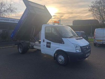 Ford Transit Chassis Cab 350 MWB 2.2 TDCI 125 PS TIPPER