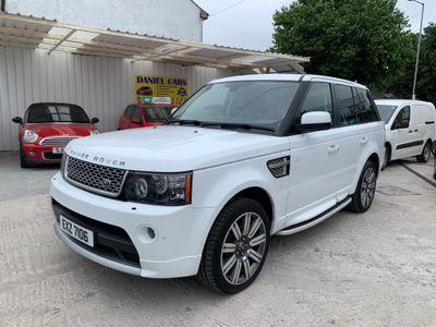Land Rover Range Rover Sport SUV 3.0 SD V6 Autobiography Sport Auto 4WD 5dr