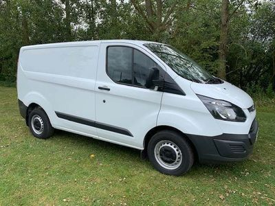 FORD TRANSIT CUSTOM Panel Van 2.0 TDCi 290 L1H1 Panel Van 5dr (EU6)
