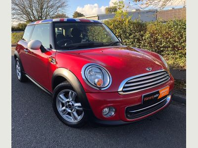 MINI Hatch Hatchback 1.6 Cooper London 12 3dr