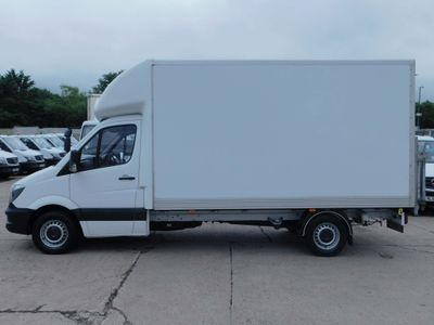 Mercedes-Benz Sprinter Luton 2.1CDI 314 140PS LWB LUTON & TAIL LIFT