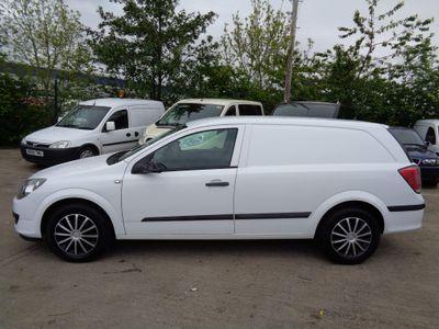 Vauxhall Astra Van Car Derived Van 1.3 CDTi 16v Club Panel Van 3dr
