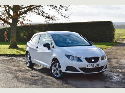 SEAT Ibiza Hatchback 1.2 TDI S SportCoupe 3dr (a/c)