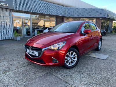 Mazda Mazda2 Hatchback 1.5 SKYACTIV-G SE-L Nav+ Auto (s/s) 5dr
