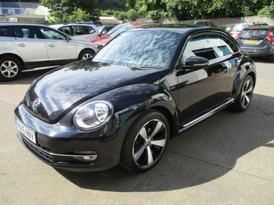VOLKSWAGEN BEETLE Hatchback 1.4 TSI BlueMotion Tech Sport (s/s) 3dr