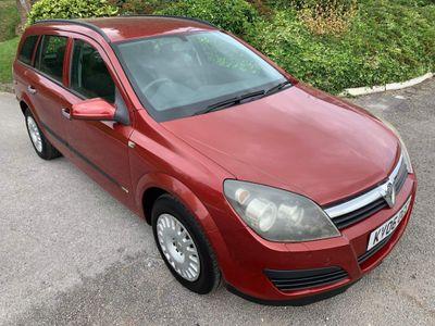 Vauxhall Astra Estate 1.8 i 16v Life 5dr