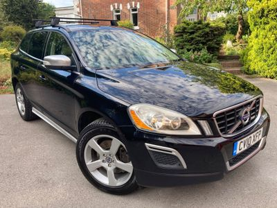 Volvo XC60 SUV 2.4 D DRIVe R-Design Geartronic 5dr