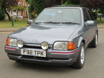 Ford Escort Hatchback 1.6 XR3i 3dr