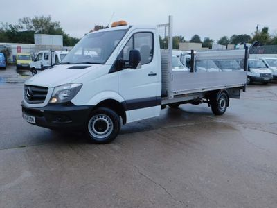 MERCEDES-BENZ SPRINTER Dropside DEPOSIT TAKEN