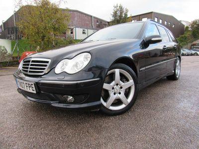 Mercedes-Benz C Class Estate 3.0 C320 CDI Avantgarde SE 7G-Tronic 5dr