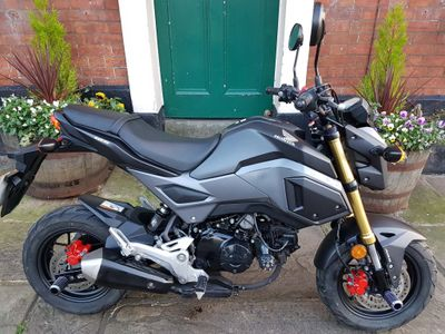 Honda MSX Naked 125 125 ABS