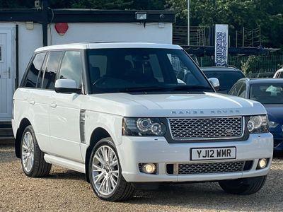 Land Rover Range Rover SUV 4.4 TD V8 Westminster 4X4 5dr