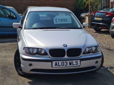 BMW 3 Series Saloon 2.2 320i SE 4dr