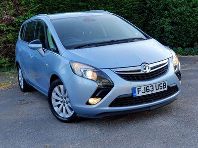 Vauxhall Zafira Tourer MPV 2.0 CDTi SE Tourer 5dr