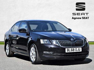 SKODA Octavia Hatchback 1.0 TSI SE Technology (s/s) 5dr
