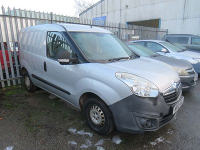 Vauxhall Combo Panel Van 1.3 CDTi 2000 ecoFLEX 16v Panel Van L1 H1 (s/s) 3dr