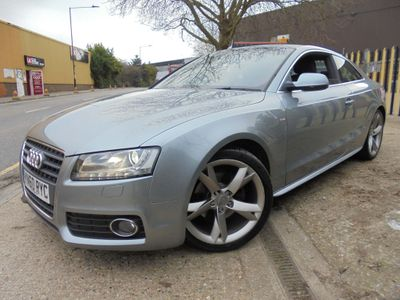 Audi A5 Coupe 1.8 TFSI S line Special Edition Multitronic 2dr