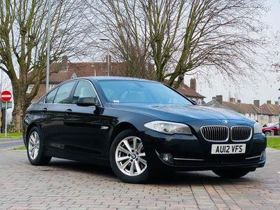 BMW 5 Series Saloon 2.0 520d ED EfficientDynamics 4dr
