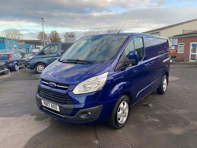 Ford Transit Custom Panel Van 2.0 TDCi 270 Limited Auto L1 H1 5dr
