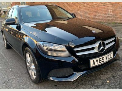 Mercedes-Benz C Class Estate 1.6 C200d SE G-Tronic+ (s/s) 5dr