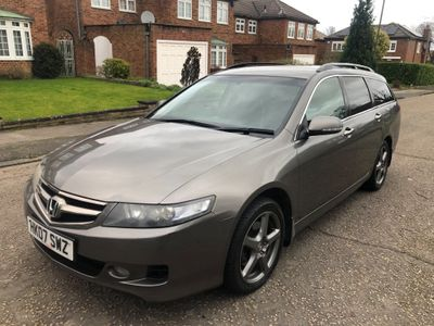 Honda Accord Estate 2.2 i-CDTi Sport GT Tourer 5dr (nav, hands free)