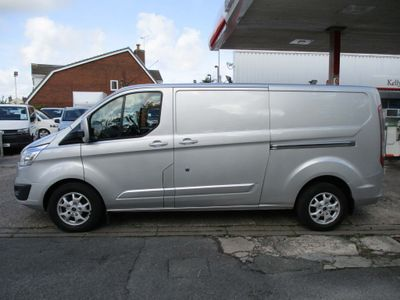 Ford Transit Custom Unlisted 2.2 TDCi 290 L2H1 Limited 5dr