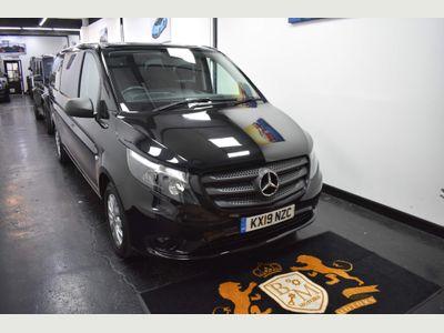Mercedes-Benz Vito Minibus 2.1 114 CDi PRO Tourer G-Tronic+ RWD L3 EU6 (s/s) 5dr