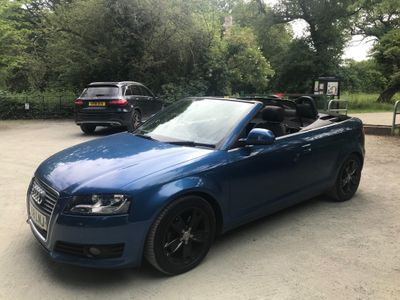 Audi A3 Cabriolet Convertible 1.8 TFSI Sport S Tronic 2dr
