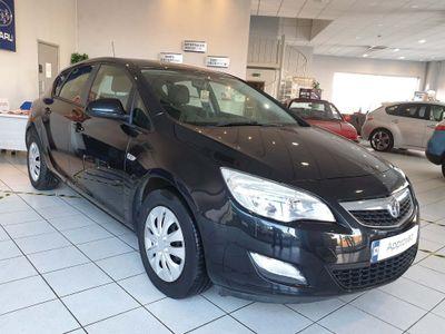 Vauxhall Astra Hatchback 1.7 CDTi ecoFLEX ES 5dr
