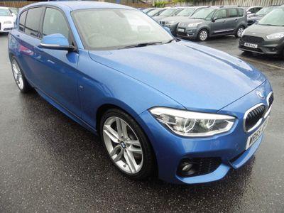 BMW 1 Series Hatchback 2.0 120d M Sport (s/s) 5dr