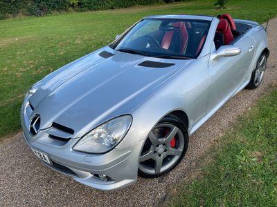 Mercedes-Benz SLK Convertible 3.5 SLK350 7G-Tronic 2dr