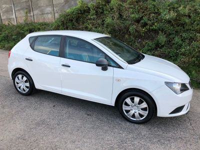 SEAT IBIZA Hatchback 1.2 S 5dr (a/c)