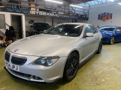 BMW 6 Series Coupe 4.4 645Ci V8 2dr