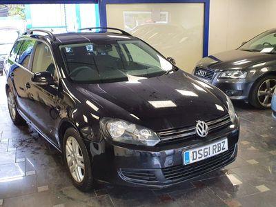 Volkswagen Golf Estate 2.0 TDI SE 5dr