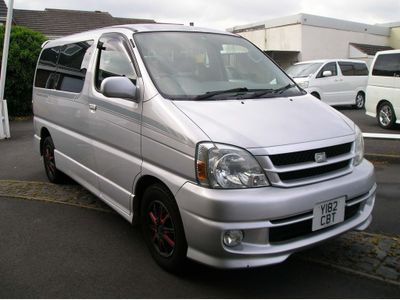 Toyota HiAce Unlisted 2.7 Petrol Auto, with mobility seat