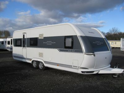 Hobby 645 VIP Tourer 2015 5 BERTH