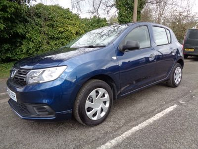 Dacia Sandero Hatchback 0.9 TCe Ambiance (s/s) 5dr