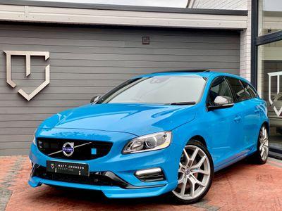 Volvo V60 Estate 3.0 T6 Polestar Geartronic AWD 5dr EU5