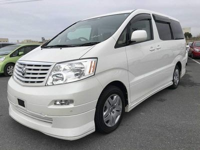 Toyota Alphard MPV 2.4 AXL Edition, 5dr, Very Low Miles