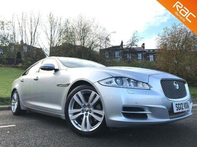 Jaguar XJ Saloon 3.0 TD Premium Luxury 4dr